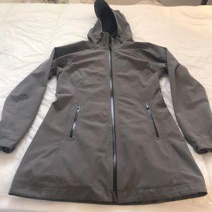 Columbia thermal Omni heat rain jacket
